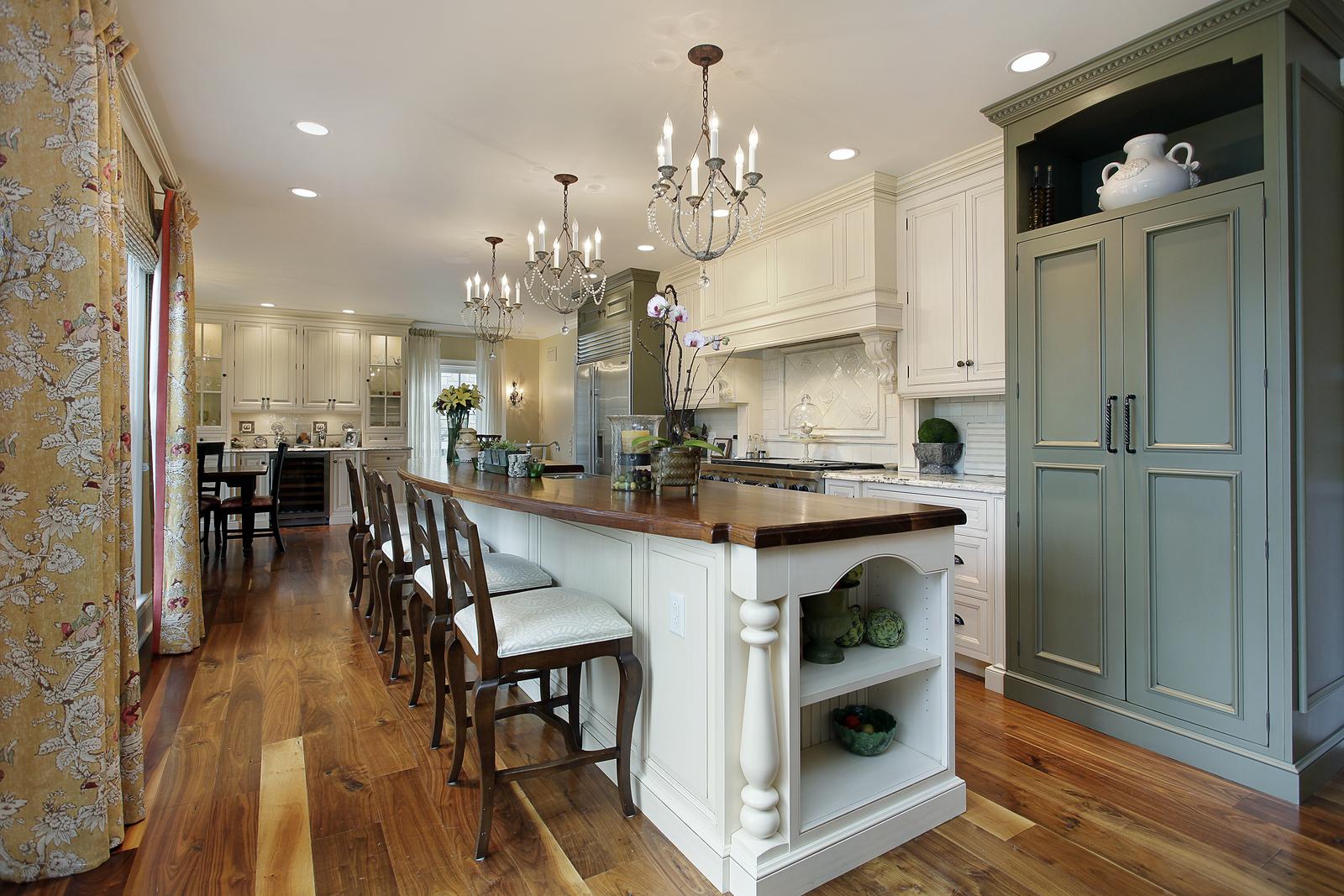 kitchen island design ideas for 2017
