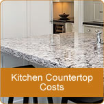 Kitchen Countertop Prices & Costs