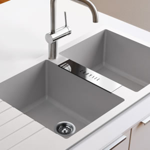 Double Kitchen Sink Cost