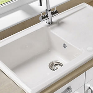 Single Kitchen Sink Cost